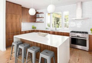 A guide to small kitchens
